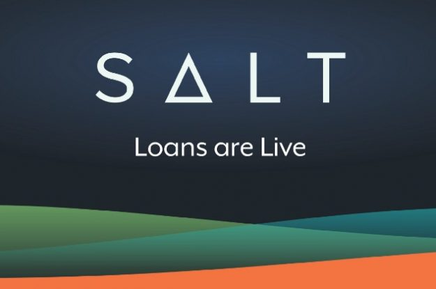 SALT loans are live!