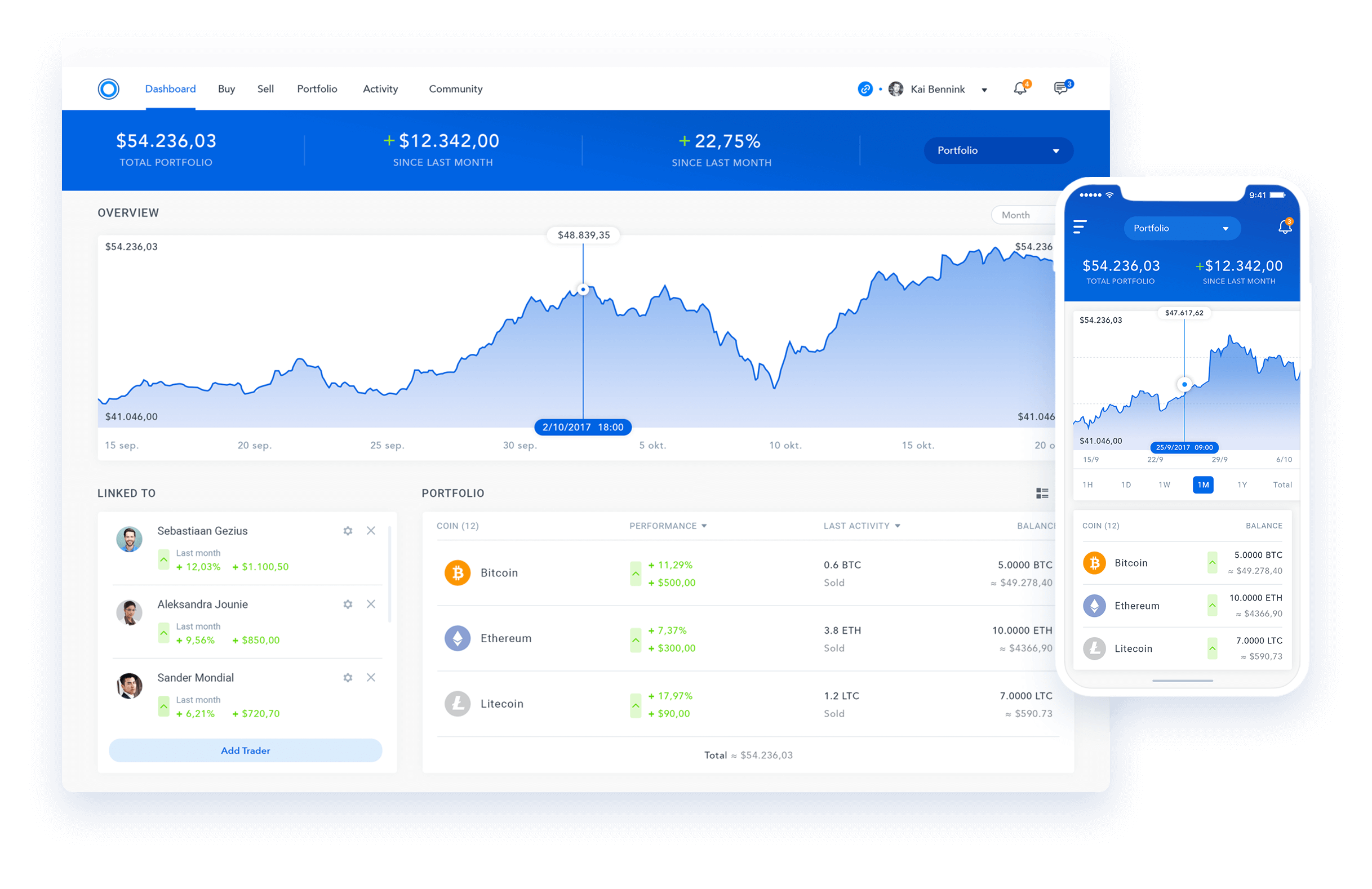 ICO TIP Blockport: The first social crypto exchange